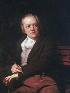 William Blake, oil on canvas by Thomas Phillips c. 1807, in the National Portrait Gallery, London